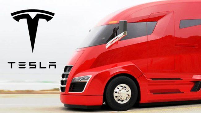 Опыт вождения Tesla Semi?
